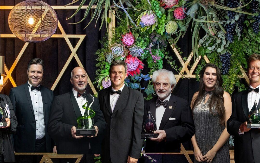 Wine harvest Commemoration – Wine industry honours four trailblazers